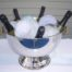 Eiskugeln, Ø ca. 10 cm