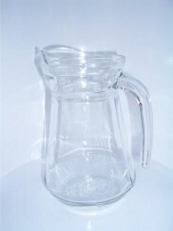 Glaskrug 1,0 l