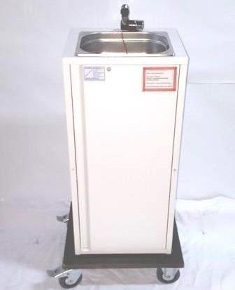 Handwaschbecken, mobil