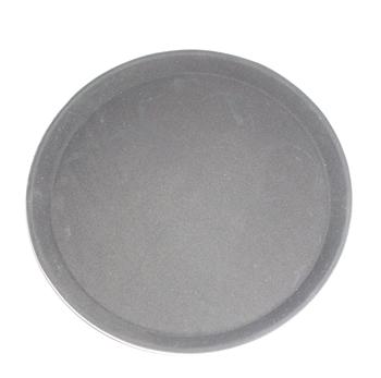 Serviertablett, schwarz, Ø 27,5 cm