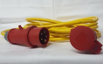 Strom-Verlängerungskabel 400 V