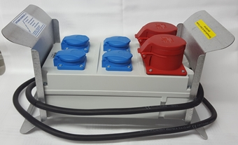 Stromverteiler, 400 V