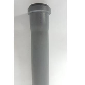 Wasser-Abflussrohr, Ø 50 mm, 1,0 m lang