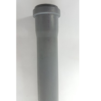 Wasser-Abflussrohr, Ø 50 mm, 2,0 m lang