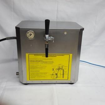 Durchlaufkühler mit 1 Hahn