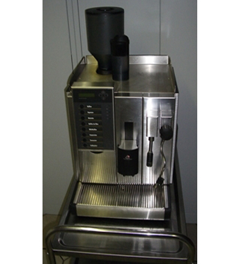 Kaffeemaschine (Rex-Royal SCS Single)