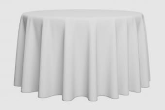 Tischdecke, rund, Ø 280 cm